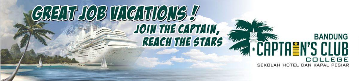 Sekolah Kapal Pesiar Bandung – Captains Club College